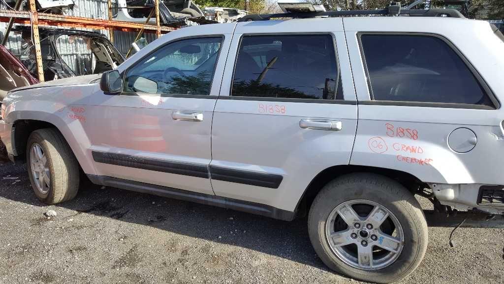 06 Jeep Grand Cherokee Speedometer Cluster Laredo 3 7l Mph