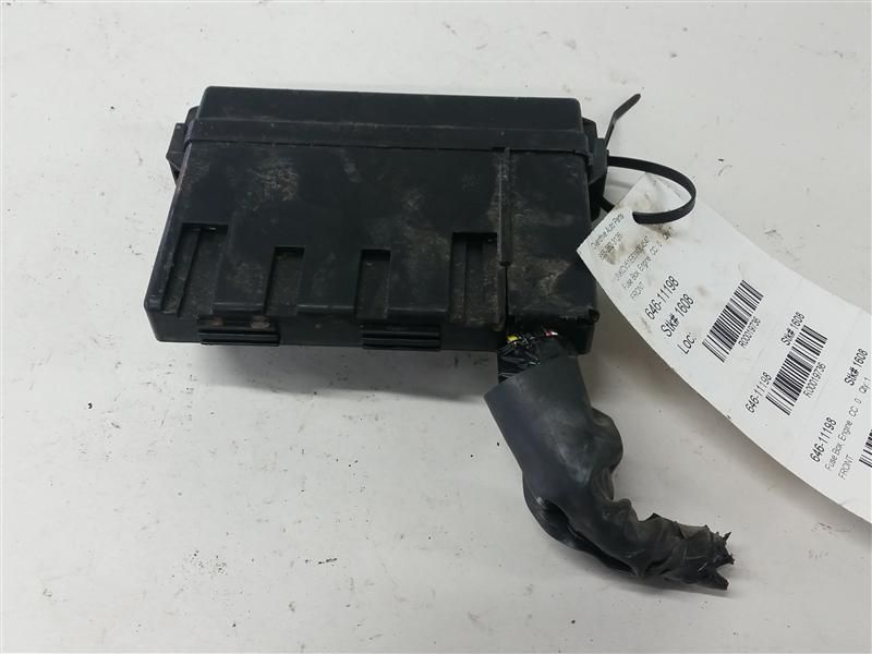 Where Is The Fuse Box On Infiniti G35 : Infiniti g fuse box engine front