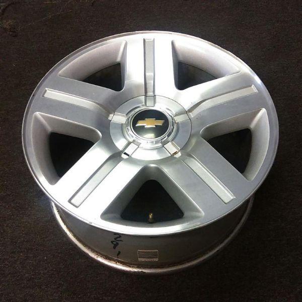 2007 chevrolet tahoe wheels in ebay motors ebay autos post for Ebay motors wheels and tires