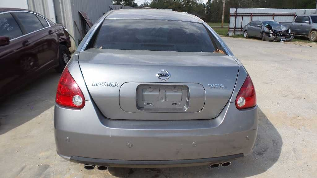 07 08 Nissan Maxima Fuse Box Under Dash 125166