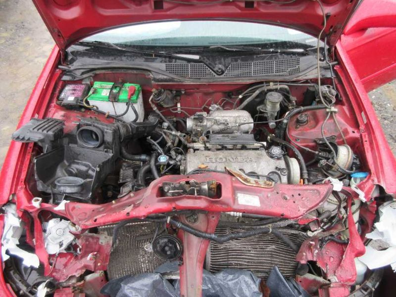W 96 97 98 99 00 honda civic fuse box engine engine compartment 98 Honda Civic at mifinder.co
