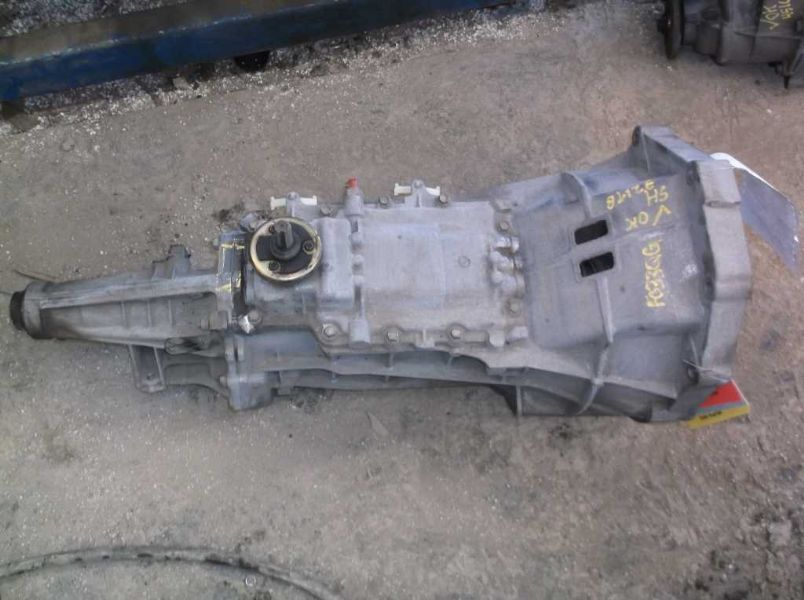 3 0l 5 Speed 2wd Manual Transmission For A 01 To 08 Ford Manual Guide