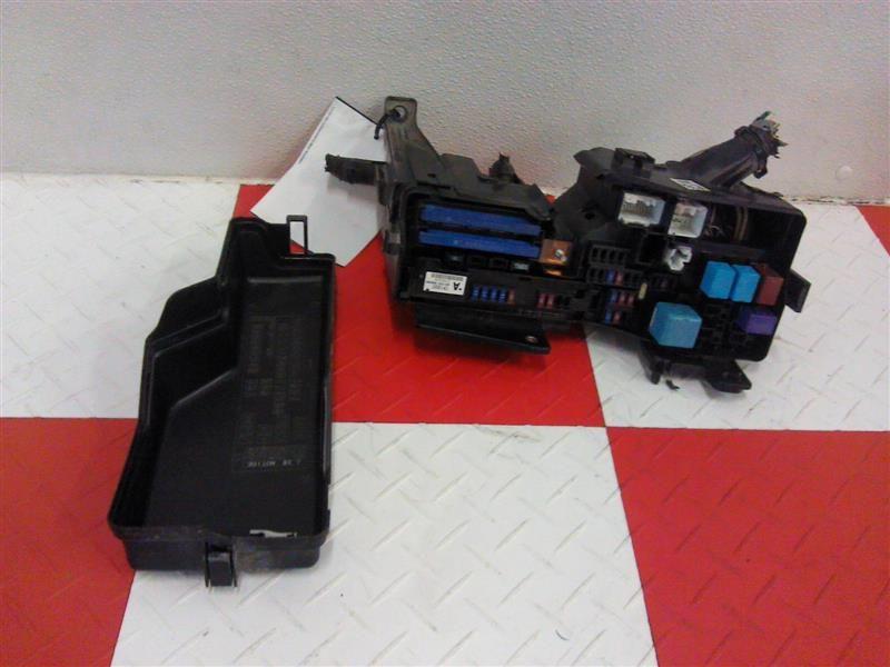 07 toyota fuse box  toyota  auto wiring diagram