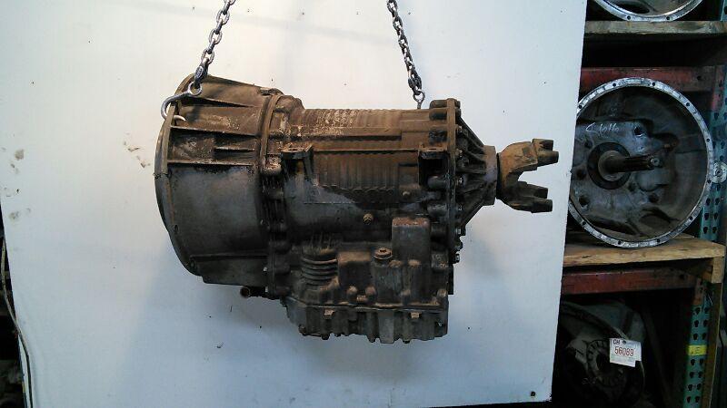 Semi Truck Transmissions : Md allison auto transmission heavy truck