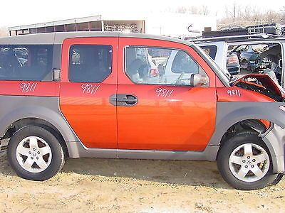03 04 honda element automatic transmission awd 256425 ebay. Black Bedroom Furniture Sets. Home Design Ideas