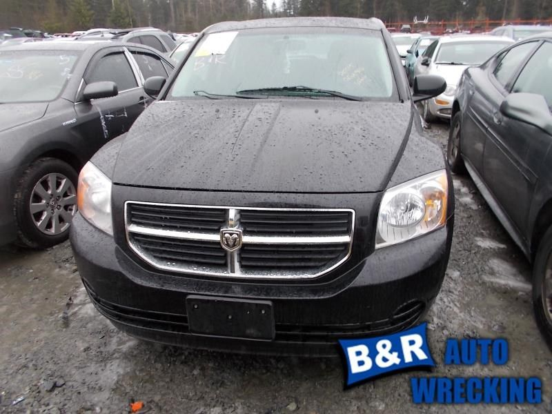 CHASSIS ECM AIR BAG WITHOUT FRONT SEAT MOUNTED AIR BAG FITS 09 CALIBER 10131074
