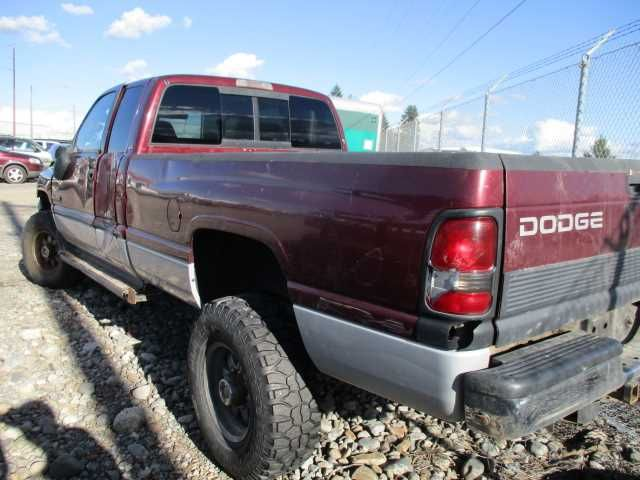 Used Dodge Ram Fuse Box : Dodge ram pickup fuse box engine l