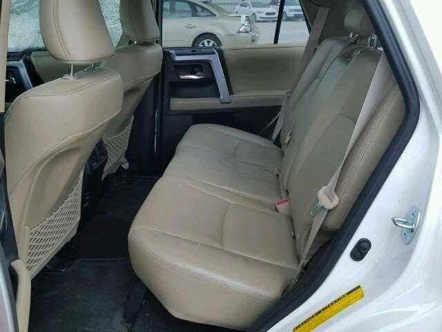 used 2015 toyota 4runner third row seats for sale. Black Bedroom Furniture Sets. Home Design Ideas