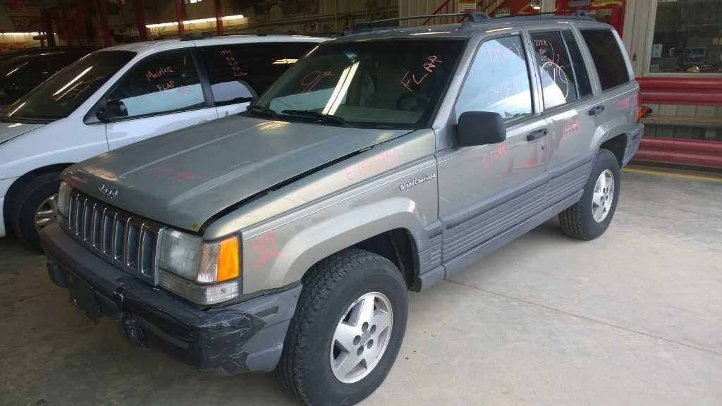 95 jeep grand cherokee rear axle assembly 3 73 open 172374. Cars Review. Best American Auto & Cars Review