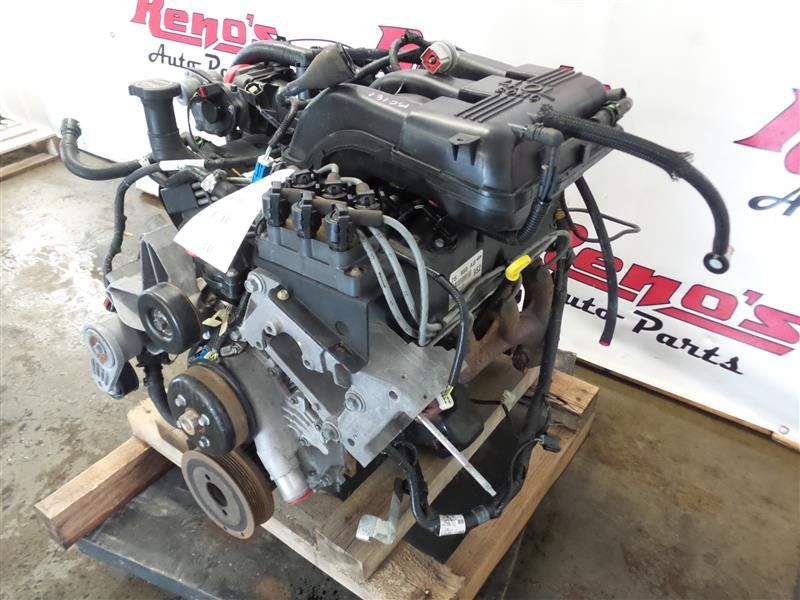 06 07 08 Ford Explorer Engine 4 0l Motor Vin E Vin K 8th