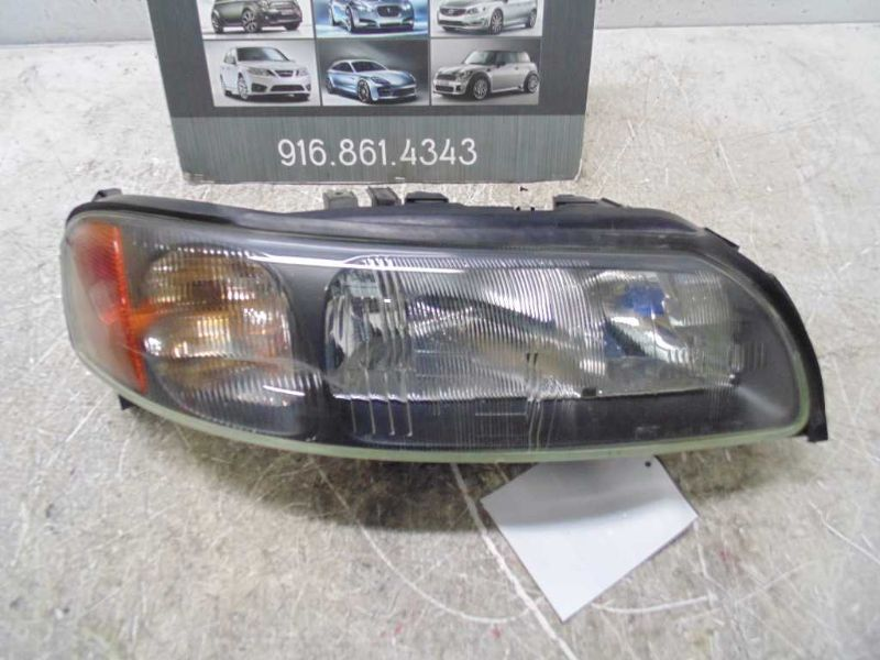 01 02 03 04 volvo v70 r headlight sw w o xenon 38238 ebay. Black Bedroom Furniture Sets. Home Design Ideas