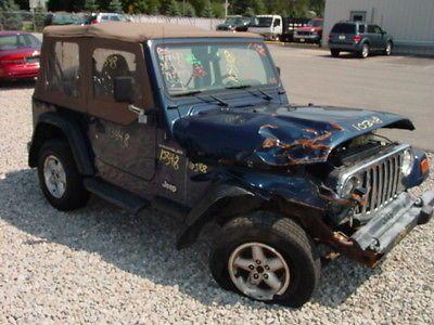 98 99 00 01 jeep wrangler air bag passenger 290396 ebay. Black Bedroom Furniture Sets. Home Design Ideas
