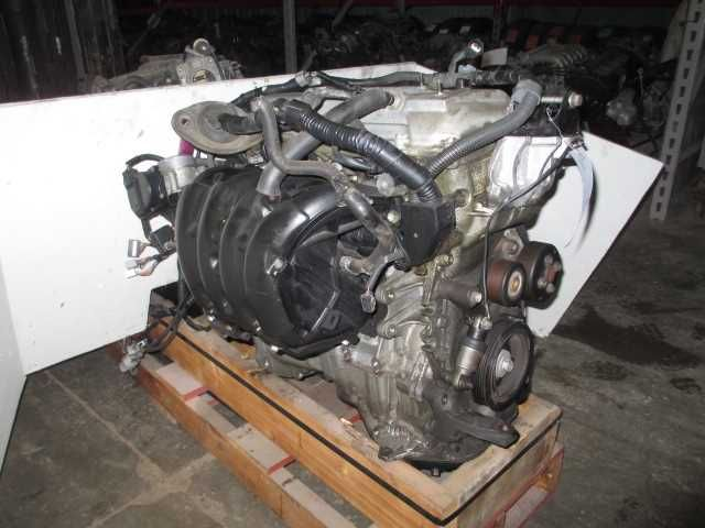 02 03 Toyota Camry Engine 2 4l Vin E 5th Digit 2azfe Eng 4