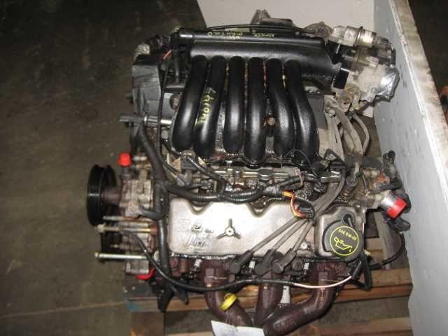 03 FORD TAURUS ENGINE 3.0L VIN U 8TH DIGIT OHV VULCAN ...