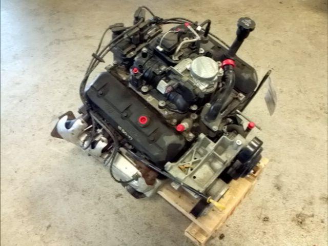 Engine 13 Chevy Silverado 1500 4 3l Vin X 8th Digit Opt