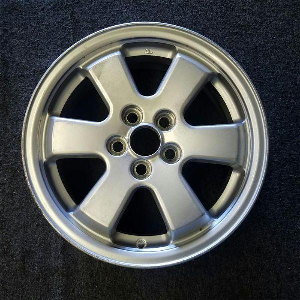 "Best Tires For Toyota Prius: 15""X6"" INCH 2004-2009 TOYOTA PRIUS OEM OE Factory Original"