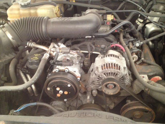 02 Jeep Liberty Engine 28 Images Atk Replacement 3 7l