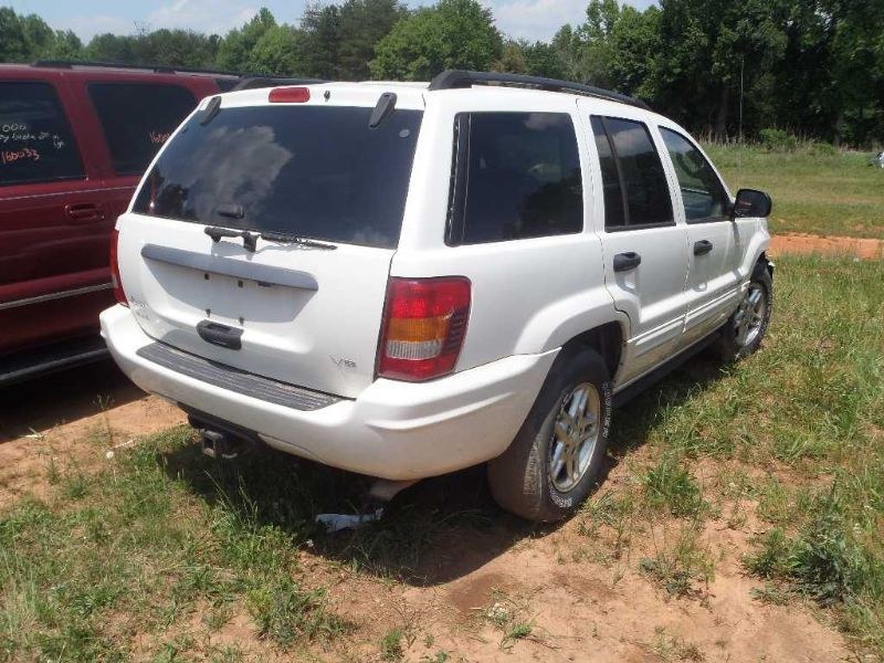 purchase 2004 04 jeep grand cherokee speedometer cluster