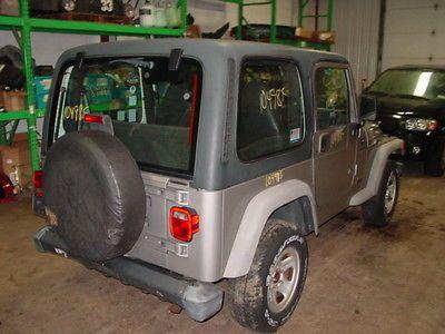 98 99 00 01 jeep wrangler air bag passenger 307740 ebay. Black Bedroom Furniture Sets. Home Design Ideas