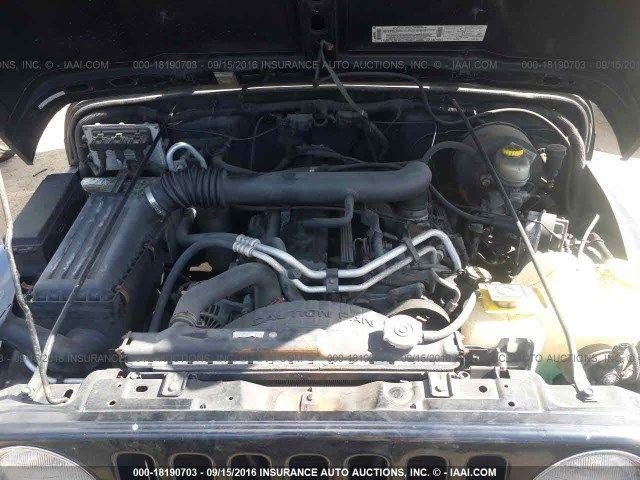 engine 2001 2004 jeep grand cherokee 4 0l 6 242 vin s 1853964. Black Bedroom Furniture Sets. Home Design Ideas