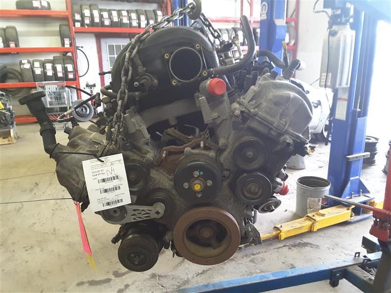 06 07 08 Ford Explorer Engine 4 6l Vin 8 8th Digit 3v