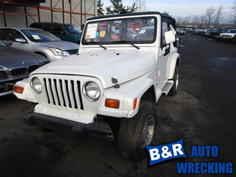 CHASSIS ECM AIR BAG MIDDLE OF DASH FITS 98-00 WRANGLER 10120690