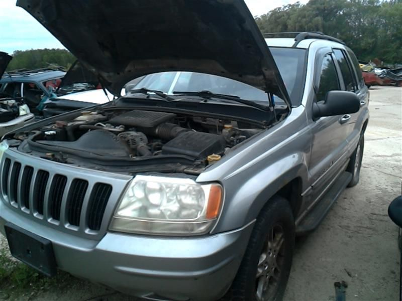00 jeep grand cherokee speedometer cluster lhd mph 505721