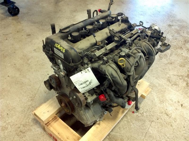 Engine 05 06 07 Ford Escape Gasoline 2 3l Vin Z 8th Digit
