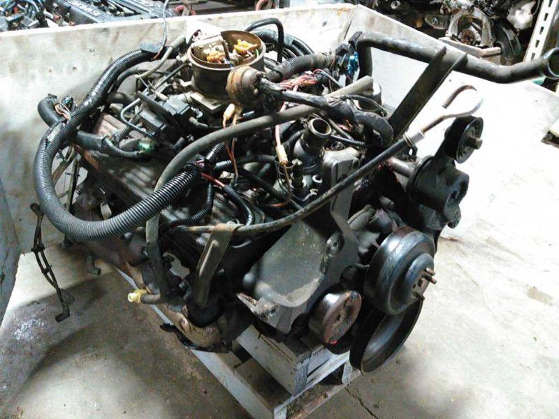 88 89 90 91 92 93 94 95 Chevy 1500 Pickup Engine 8