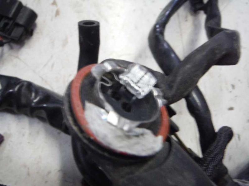 2007 harley davidson v rod vrsc wire harness wiring harness ebay