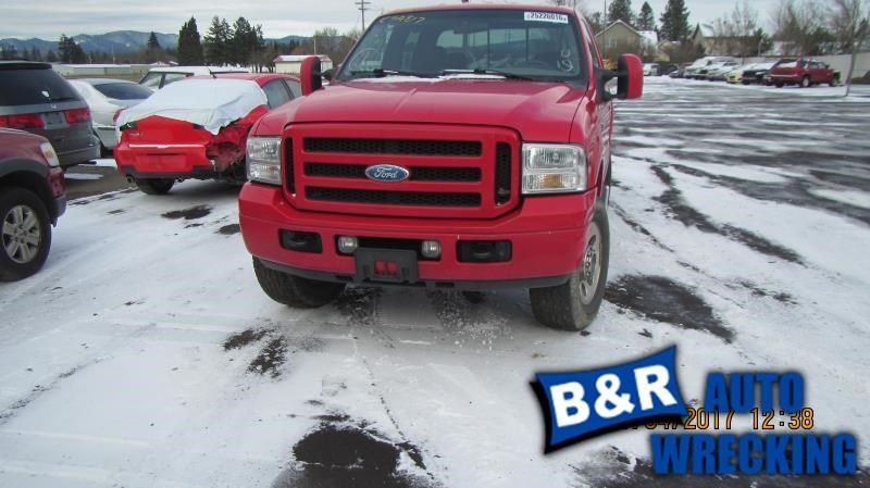 CHASSIS ECM AIR BAG FITS 05-07 FORD F250SD PICKUP 10119763