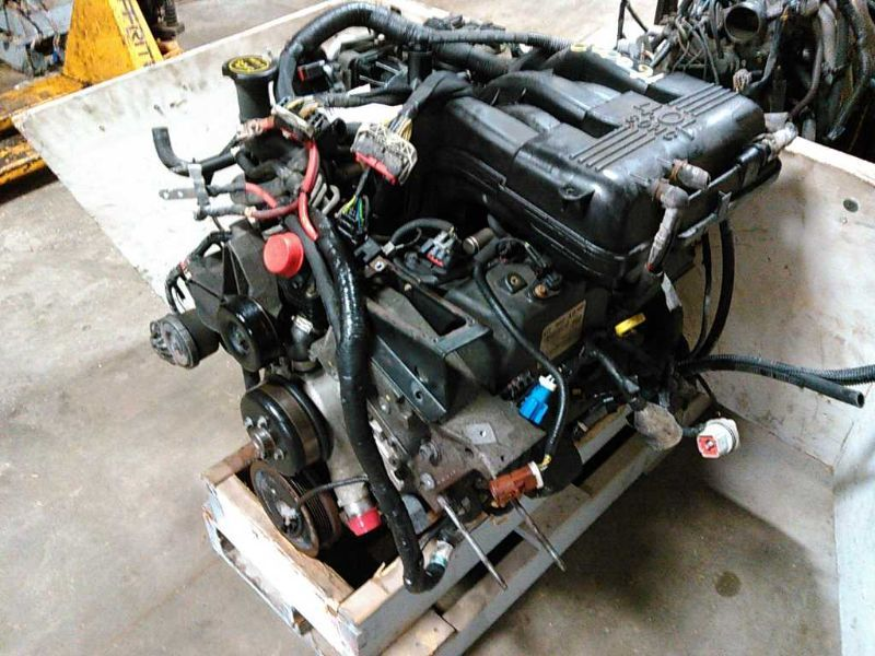 06 07 08 Ford Explorer Engine 4 0l Vin E 8th Digit Sohc