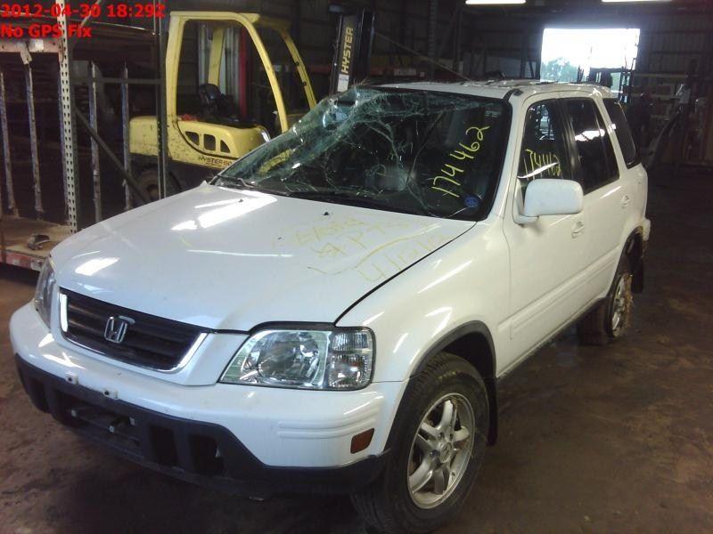 99 00 01 honda crv left driver side view mirror 545605 ebay for 2000 honda crv driver side window