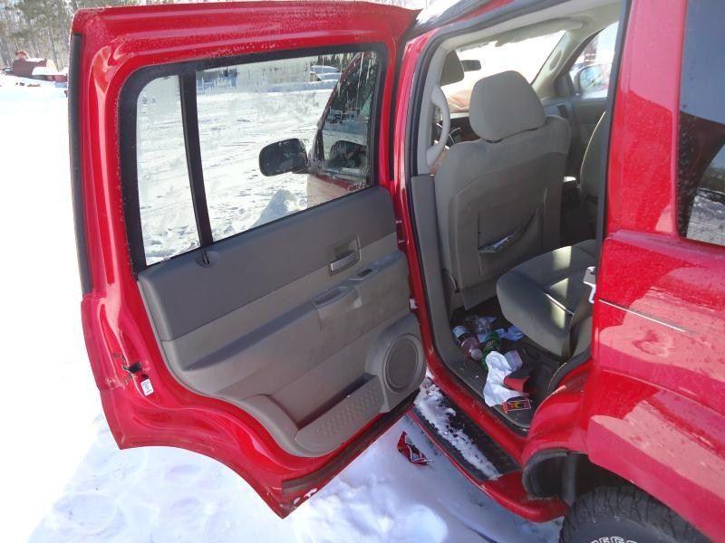 2006 Dodge Durango Front Lh Left Hand Drivers Side Door Wire Harness 56055051ac Ebay
