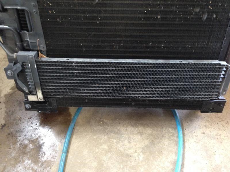 Dodge Transmission Oil Cooler : Buy used dodge transmission oil coolers
