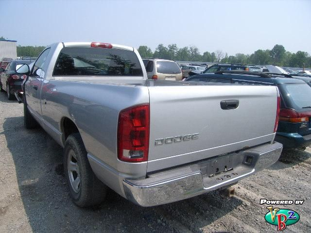02 Dodge Ram 1500 Pickup Automatic Transmission 4x2 3 7l 1560791