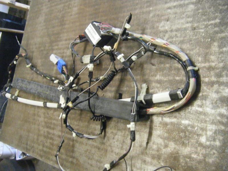 02 Jeep Liberty Body Wire Harness Wiring Rear Cabin Rear