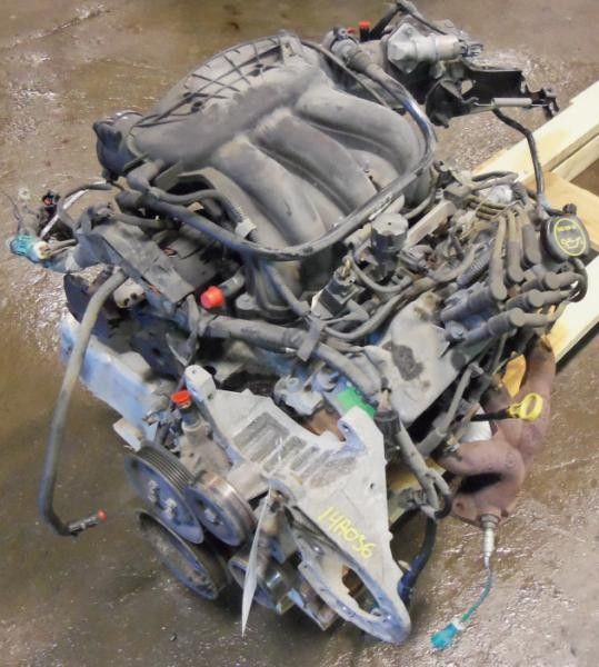 Engine 04 05 06 Ford Taurus 3 0l Vin 2 8th Digit Ohv