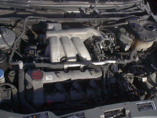 02 03 04 05 Jaguar X Type Engine 2 5l 5439