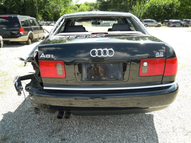 Audi A8 Headlights : Audi a r headlight w xenon hid ebay