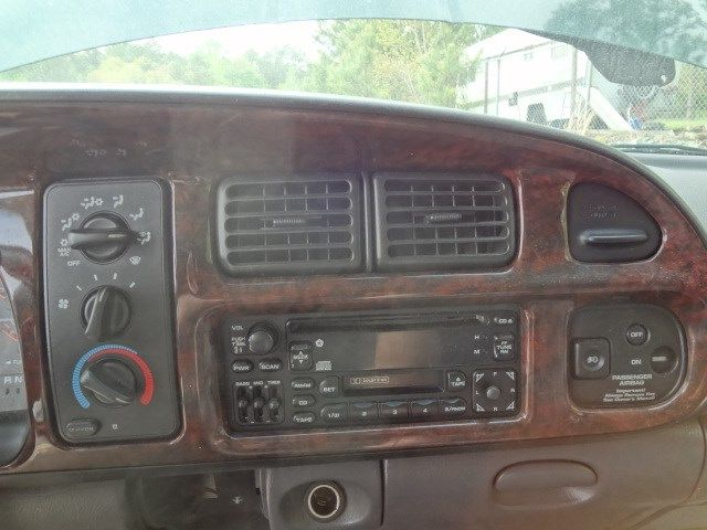 98 dodge ram 1500 pickup front door trim pane 192068 ebay. Black Bedroom Furniture Sets. Home Design Ideas