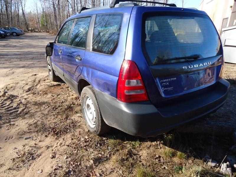 2004 Subaru Forester Rear Lh Left Drivers Door Window Switch W Bezel Ebay