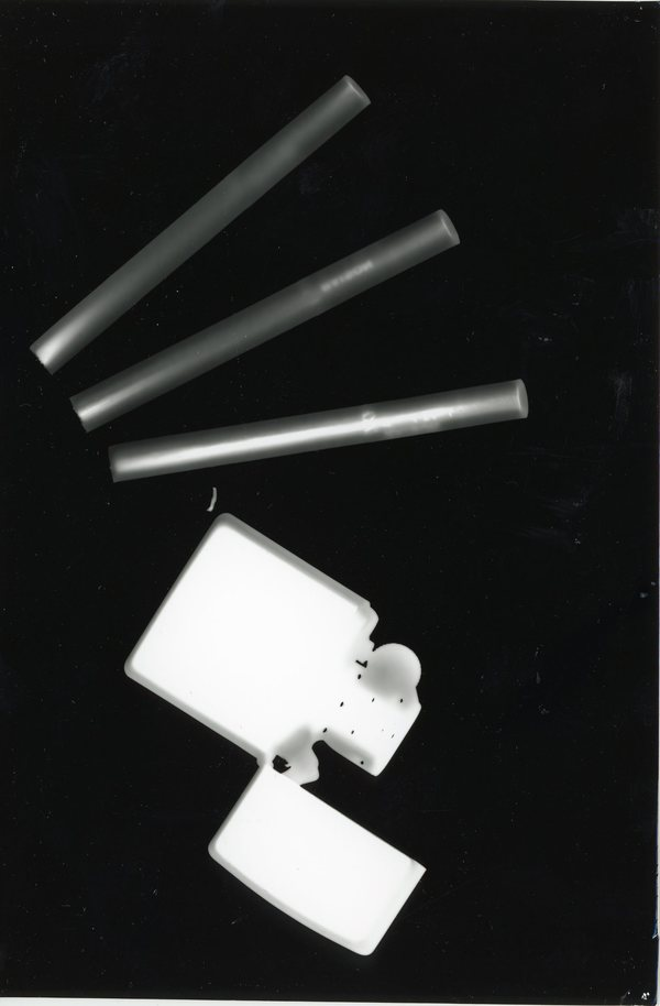 Seth Adam Cook Photograms