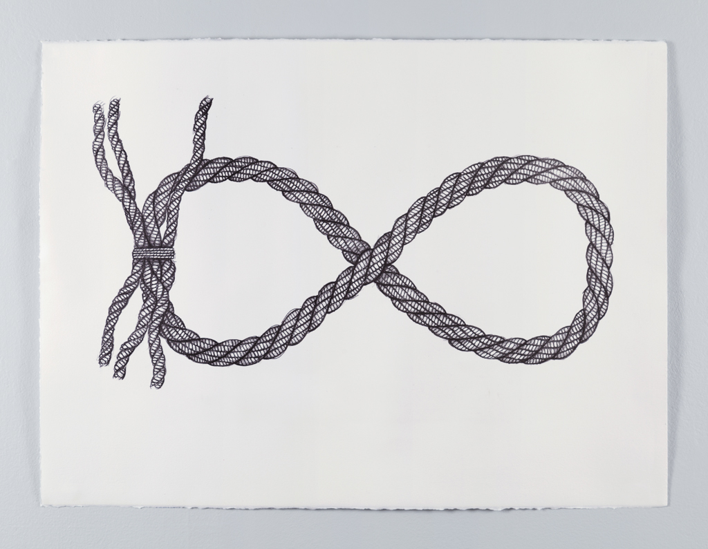 Works on Paper Infinity Splice