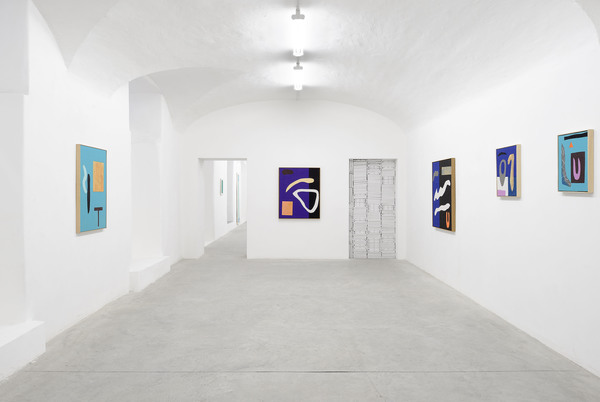 Installation view - Frutta