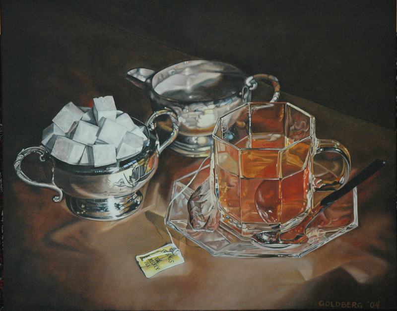 ANN GOLDBERG Still Life | 2009 Oil on canvas