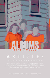ARTicles Art Gallery Events