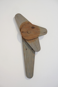 ARTicles Art Gallery Charles Parkhill stained wood