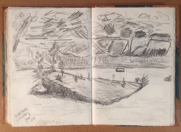 BILL FRAZIER Travel Journal