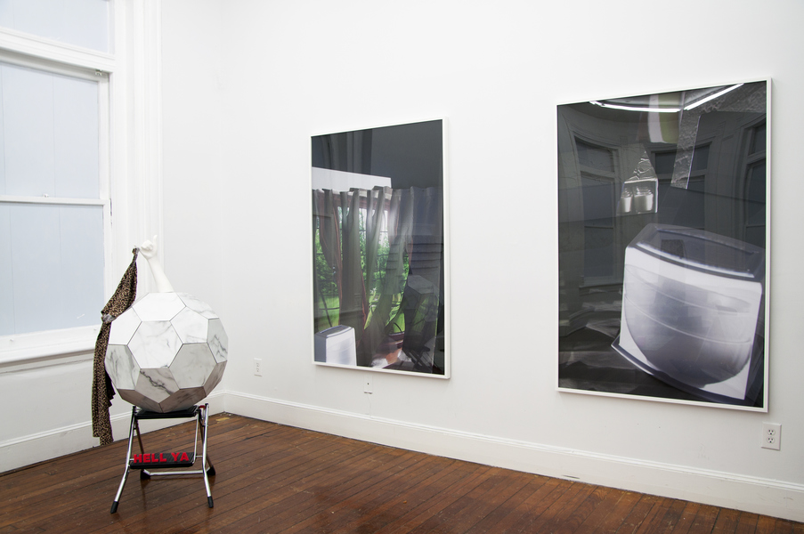 Cait Carouge Selected Exhibitions Richmond, VA
